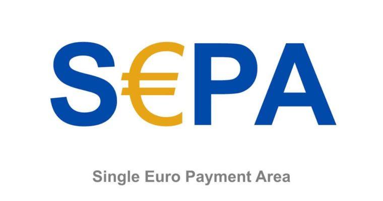 SEPA-Lastschriftverfahren verfügbar
